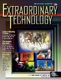 ExtraOrdinary Technology -V3N4 Cover